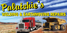 *Palatchie's Earthmoving Repairs - Truck and Trailer Parts Rockingham - Phone 9592 2622