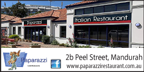 *PAPARAZZI CAFE RESTAURANT - Italian Takeaways and Restaurant - WE CAN DELIVER!