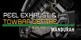 *Peel Exhaust & Towbar Centre - PERFORMANCE & 4WD SYSTEMS COMPETITIVE PRICE OVER 40 YRS EXP.