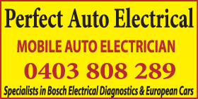 *Perfect Auto Electrical - Mobile Auto Electrician Rockingham - Baldivis - Port Kennedy