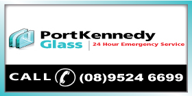 *Port Kennedy Glass - Phone 9524 6699 - Shower Screens and Enclosures Port Kenendy Rockingham