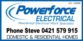 "*Powerforce Electrical - <a href=""tel:0421 579 915"">0421 579 915</a> -  Residential Electrician Rockingham"