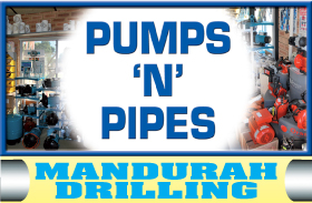 *Pumps n Pipes - Waterboring Drilling Mandurah