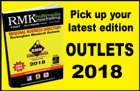 RMK MULTIMEDIA MARKETING - RMK DIRECTORY OUTLETS