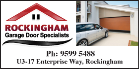 *Rockingham Garage Doors - Phone 9599 5488 - Garage Doors Rockingham