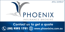 *Phoenix Insurance Brokers - Phone 9592 1701 - Insurance Mandurah