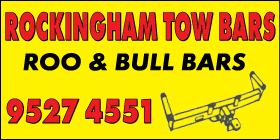 *Rockingham Tow Bars - Phone 9527 4551 - Caravan Tow Bars and Accessories Rockingham