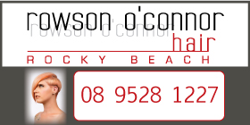 *Rowson O'Connor Hair Rocky Beach - Phone 08 9528 1227 - Hairdresser Rockingham