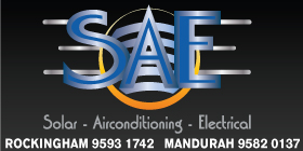 *SAE Solar, Airconditioning & Electrical -  Air Conditioning Mandurah