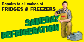 *Sameday Refrigeration - Fridge, Freezer Repairs and Service Mandurah ALL MAKES - SAMEDAY SERVICE