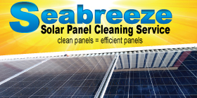 *Seabreeze Solar Panel Cleaning Service - Cleaning and Maintenance Solar Panels Rockingham Baldivis Mandurah