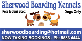 *SHERWOOD BOARDING KENNELS - OPEN FOR BUSINESS - IMMEDIATE VACANCIES AND DAYCARE AVAILABLE!