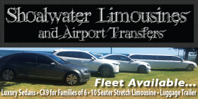 *Shoalwater Limousines - Airport Transfers Luxury Experience at an Affordable Price