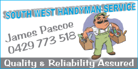 *South West Handyman Service - Phone 0429 773 518 - Property Maintenance Mandurah