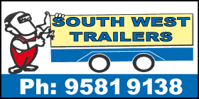 *South West Trailers - Phone 9581 9138 - Trailers mandurah
