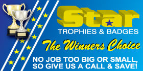 *Star Trophies - Phone 9527 4899 - Trophies Rockingham