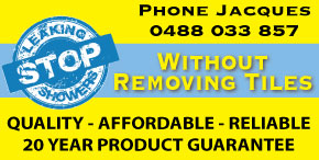 STOP LEAKING SHOWERS - LEAKING SHOWER AND BATHROOM REPAIRS WITHOUT REMOVING TILES - 20 YEAR GUARANTEE - AFFORDABLE AND RELIABLE