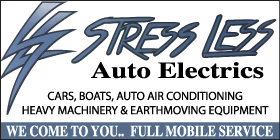 *Stress Less Auto Electrics - Ph 0455 365 895 - Automotive Air Conditioning Rockingham