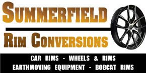 SUMMERFIELD RIM CONVERSIONS RIM MANUFACTURING PERTH - OPEN FOR BUSINESS - RIM CONVERSION SPECIALISTS