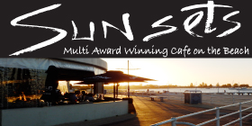 *Sunsets Cafe And Bistro - Phone 9528 1910 - Function Restaurant Venue Rockingham