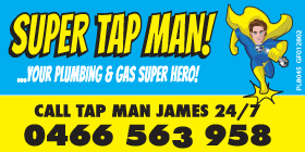 *Super Tapman - Phone 0466 563 958 - Hot Water Rockingham