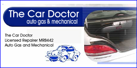 *The Car Doctor - Ph 9524 6800 - Auto Gas Port Kennedy