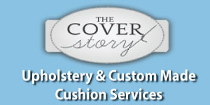 The Cover Story - Custom Made Cushions - Mandurah