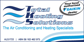 *Total Kooling Solutions Daikin - Heating Rockingham - BREAKDOWN REPAIRS AND SERVICE