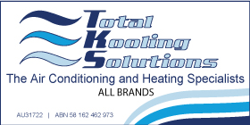*TOTAL KOOLING SOLUTIONS - OPEN FOR BUSINESS AS USUAL, WITH COVID-19 PRECAUTIONS IN PLACE. CALL TODAY! HEATING AND AIR CONDITIONING SPECIALISTS SALES - INSTALLATION - SERVICE - REPAIRS -
