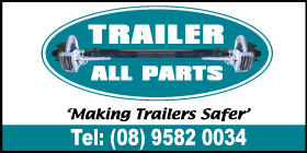 *Trailer All Parts - Phone 9582 0034 - Trailers Mandurah