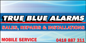 *True Blue Alarms - Car Alarms Mandurah - MOBILE TECHNICIANS