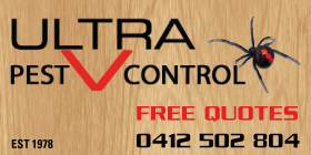 *Ultra V Pest Control - Pest Control Rockingham COMPETITIVE RATES INTEREST FREE PAYMENTS AVAILABLE