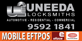 *Uneeda Locksmiths - Phone 9592 1841 - Locksmiths Rockingham