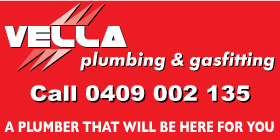 *Vella Plumbing and Gasfitting - Gas Services Rockingham