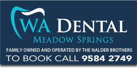*WA Dental Meadow Springs - Phone 08 9584 2749 - Dental Care Meadow Springs Rockingham
