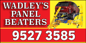 *Wadleys Panel Beaters - Smash Repairs Rockingham
