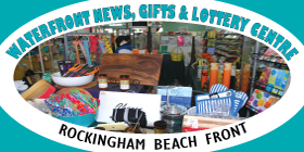 *Waterfront News, Gifts & Lottery Centre - Phone 9527 1307 - Newsagent Rockingham