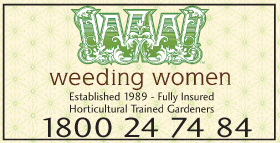 *Weeding Women - Garden Services Rockingham