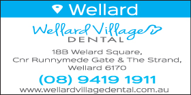 *Wellard Village Dental - Dentists Wellard - Phone 9419 1911