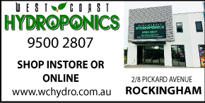 WEST COAST HYDROPONICS 👌 CHEAPEST HYDRO PRODUCTS IN AUSTRALIA HYDRO EQUIPMENT HYDROPONIC ROCKINGHAM