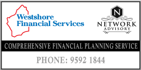 *Westshore Financial Services - Phone 9592 1844 - Retirement Planning Rockingham