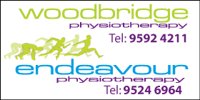 *Woodbridge Physiotherapy - Phone 9592 4211 - Physiotherapists Safety Bay Rockingham