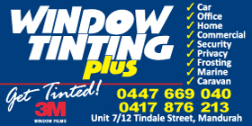 *Window Tinting Plus - Phone 0447 669 040 - Security Doors and Screens Mandurah
