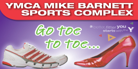 *YMCA Mike Barnett Sports Complex - Phone 9528 5488 - Sporting Activities Rockingham