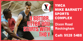 *YMCA Mike Barnett Sports Complex - Sporting Activities Rockingham